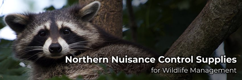Northern Nuisance Control Supplies for Wildlife Management