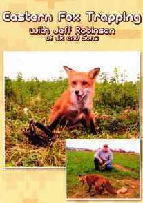 Eastern Fox Trapping with Jeff Robinson